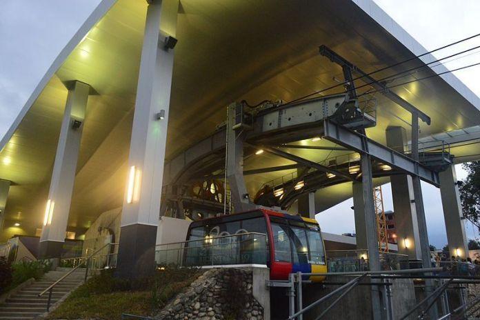 Estación La Aguada