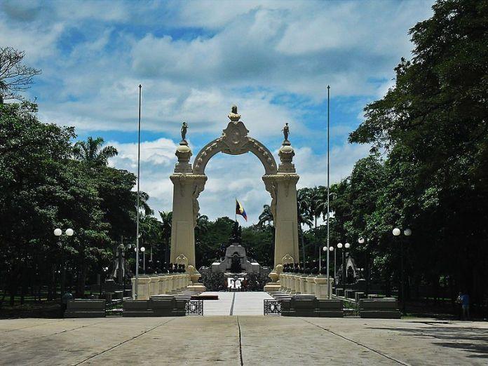 Monumento conmemorativo de la Batalla de Carabobo