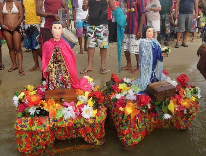 Regalao y San Juan Bautista de Patanemo