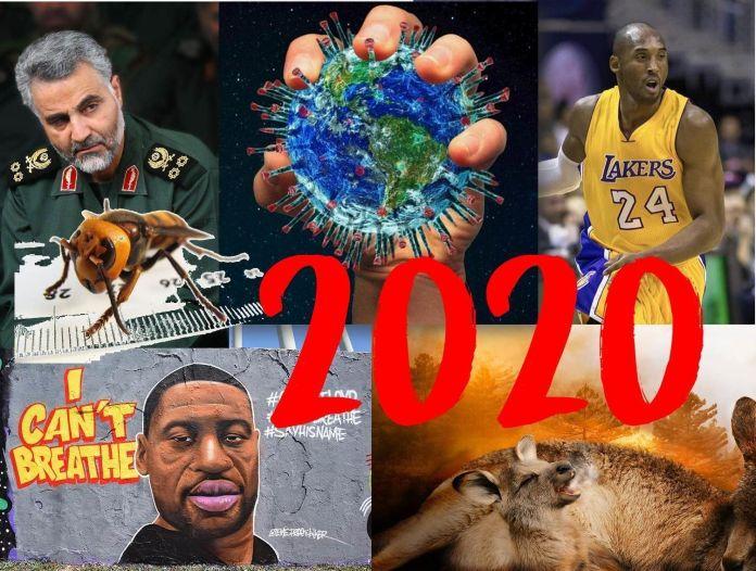 Así nos ha tratado este año 2.020