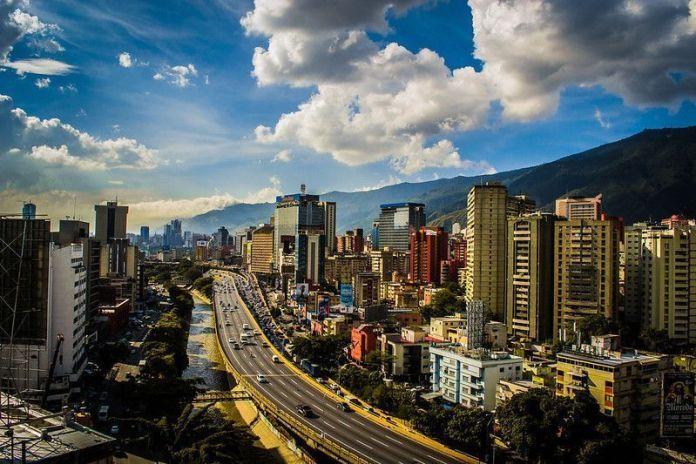 Feliz 453 aniversario Caracas