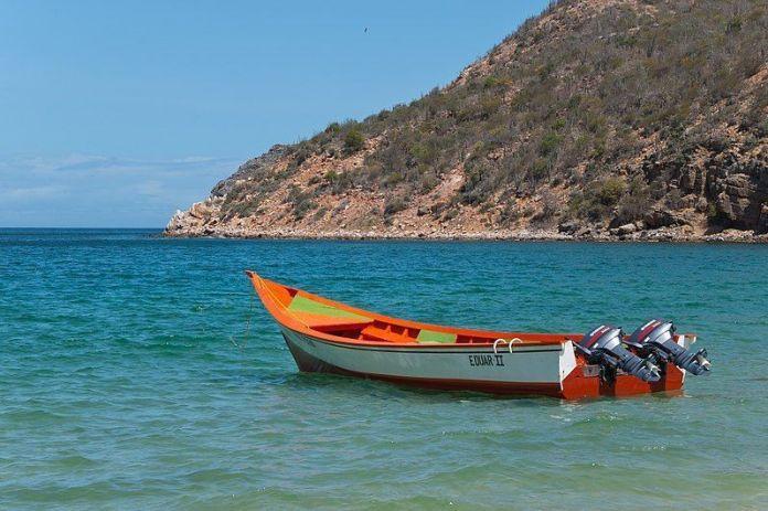 Mochima, Playa Manzanilla