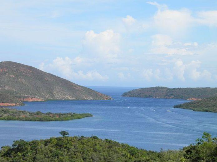 Vista del Parque Nacional desde la carretera
