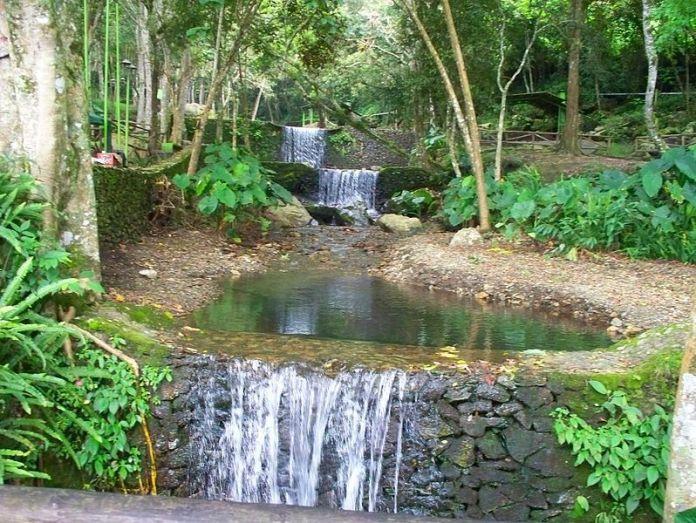 Parque de la India Carú, Bailadores