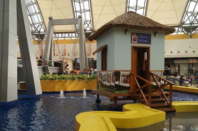Espacio Zuliano en el Centro Comercial Sambil de Maracaibo