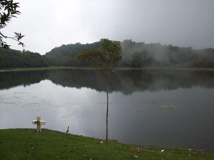 Laguna Blanca, Páramo de Mariño