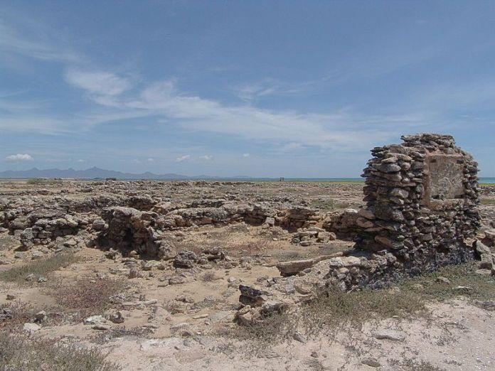 Ruinas de Cubagua