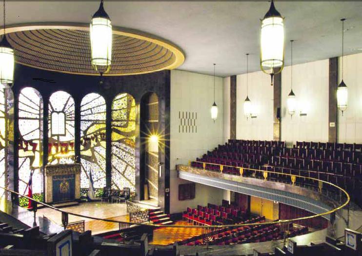 Comunidad y Memoria: La pérdida de Patrimonio material e inmaterial judío chileno junto a la Gran Sinagoga de Serrano.