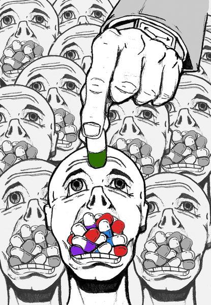 """La depresión y el sujeto depresivo: """"Des-Ideologizando la experiencia cotidiana"""" tras la Industria de las drogas legales."""