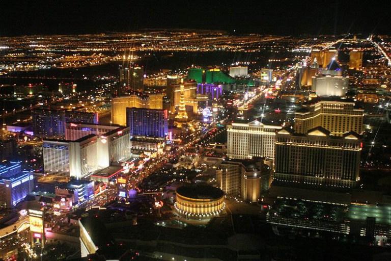 Locura y Derroche en Las Vegas.