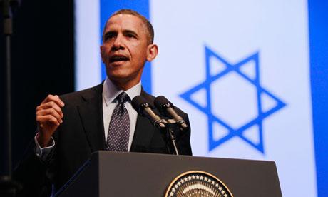 Pro-Israelí y Anti-Netanyahu: El Discurso del presidente Obama en Jerusalen.