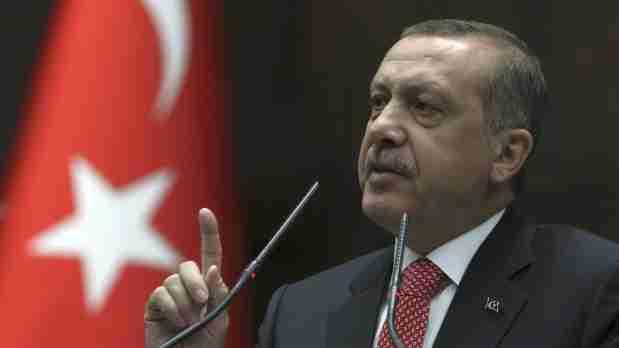 Condena turca del sionismo como crimen contra la humanidad.