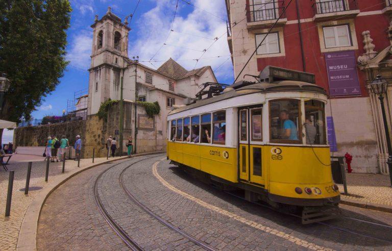 Lisboa, ese Valpo a la Europea