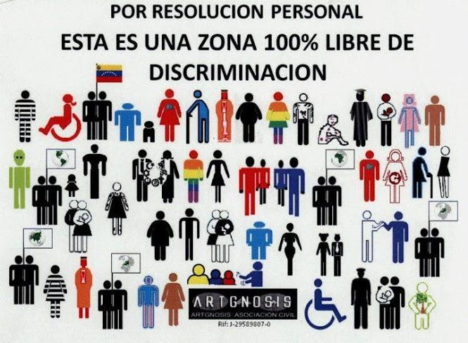 Discriminación, ¿cómo andamos por casa?