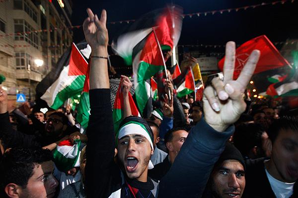La lucha por la Paz y el Estado Palestino