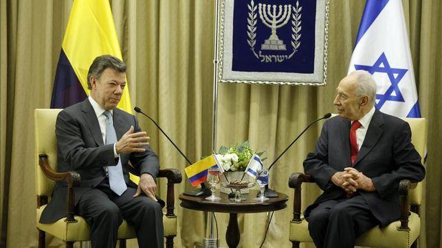 La visita oficial del Presidente de Colombia a Israel