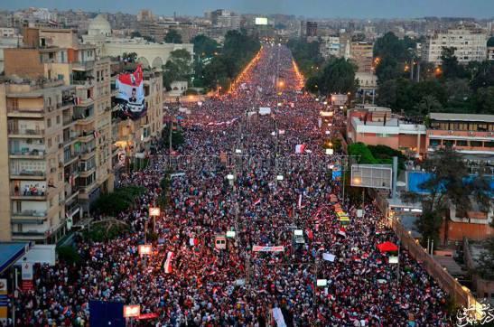 La buena nueva egipcia: «Yo también soy musulmán»