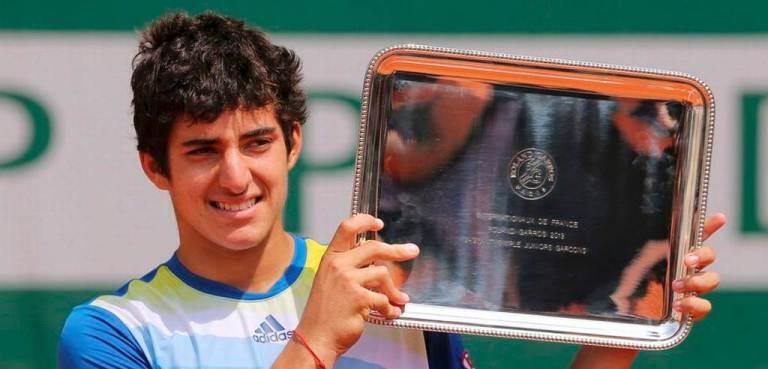 El prometedor y olvidado futuro del tenis chileno