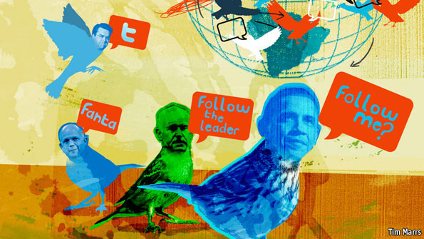 Nuestro animal político en las redes sociales