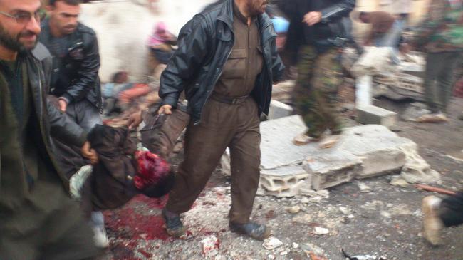 Intervención militar en Siria: NO