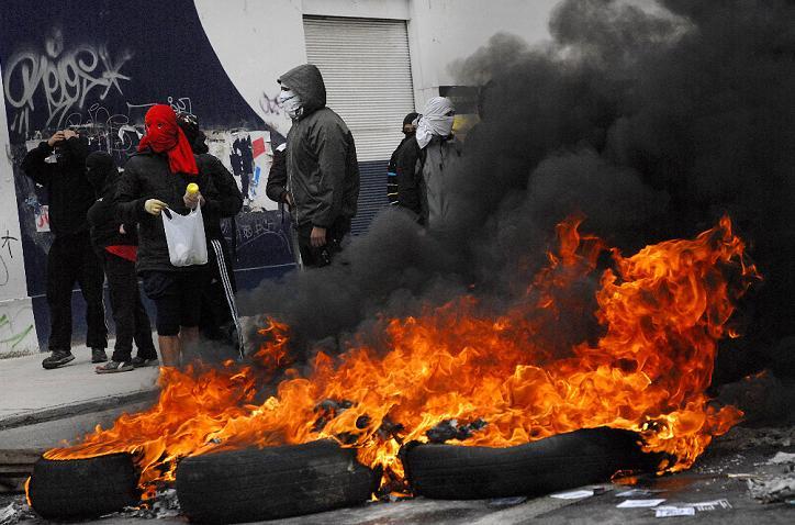 La derecha en Chile y el fin de la paz social