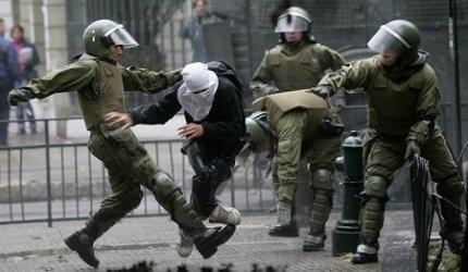 Violencia naturalizada en Chile