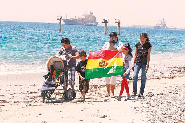 Chile y la negativa de mar a Bolivia