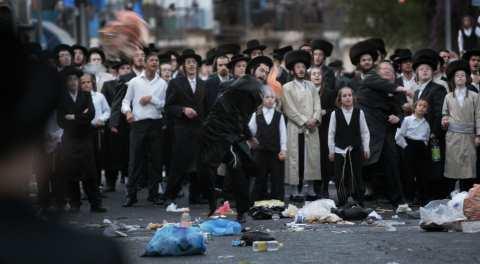 La reevolución judía