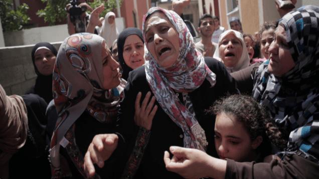 Triste Gaza
