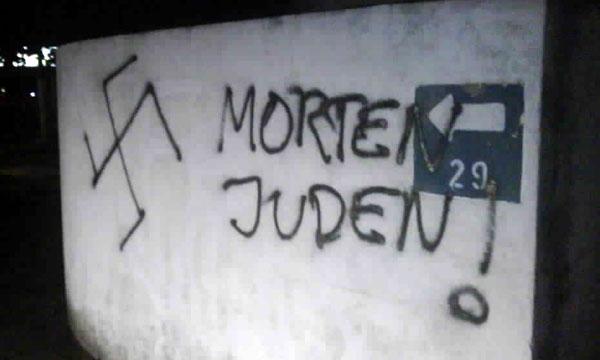 El eterno enemigo antisemita