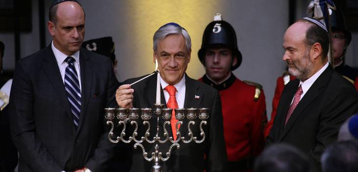 Como judíos en Chile