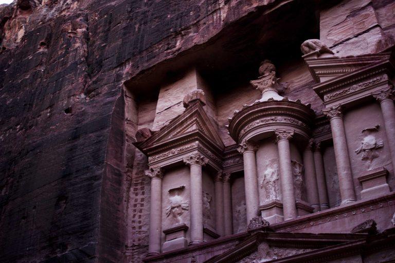 Rumbo a la ciudad perdida de Petra