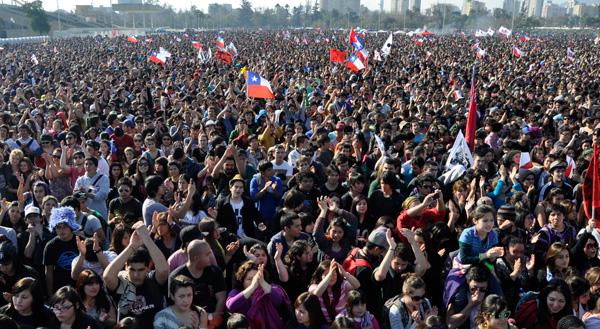 El Chile de los fascistas y los comunistas