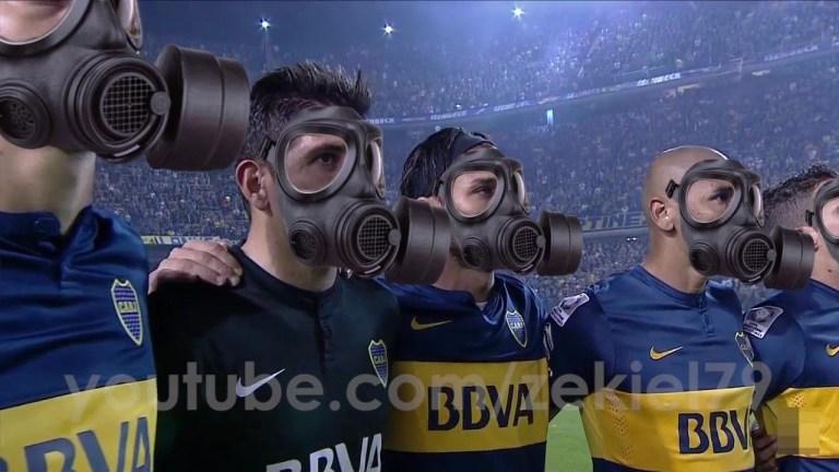La superviolencia del superclásico argentino