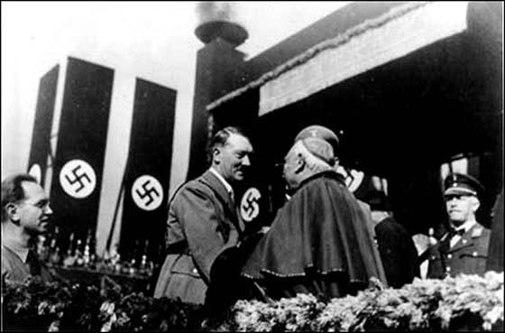 El cinismo del Vaticano
