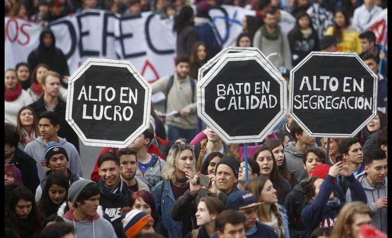 El pobre debate de la Educación en Chile
