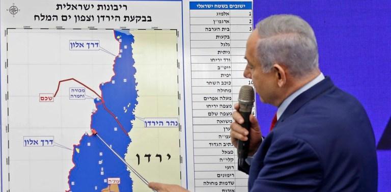 La anexión pone en peligro la seguridad y la democracia en Israel