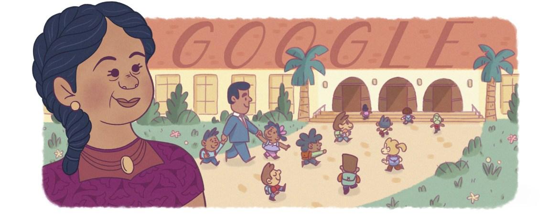 Quién es Felicitas Méndez, la mujer con la que Google celebra el inicio del Mes de la Herencia Hispana