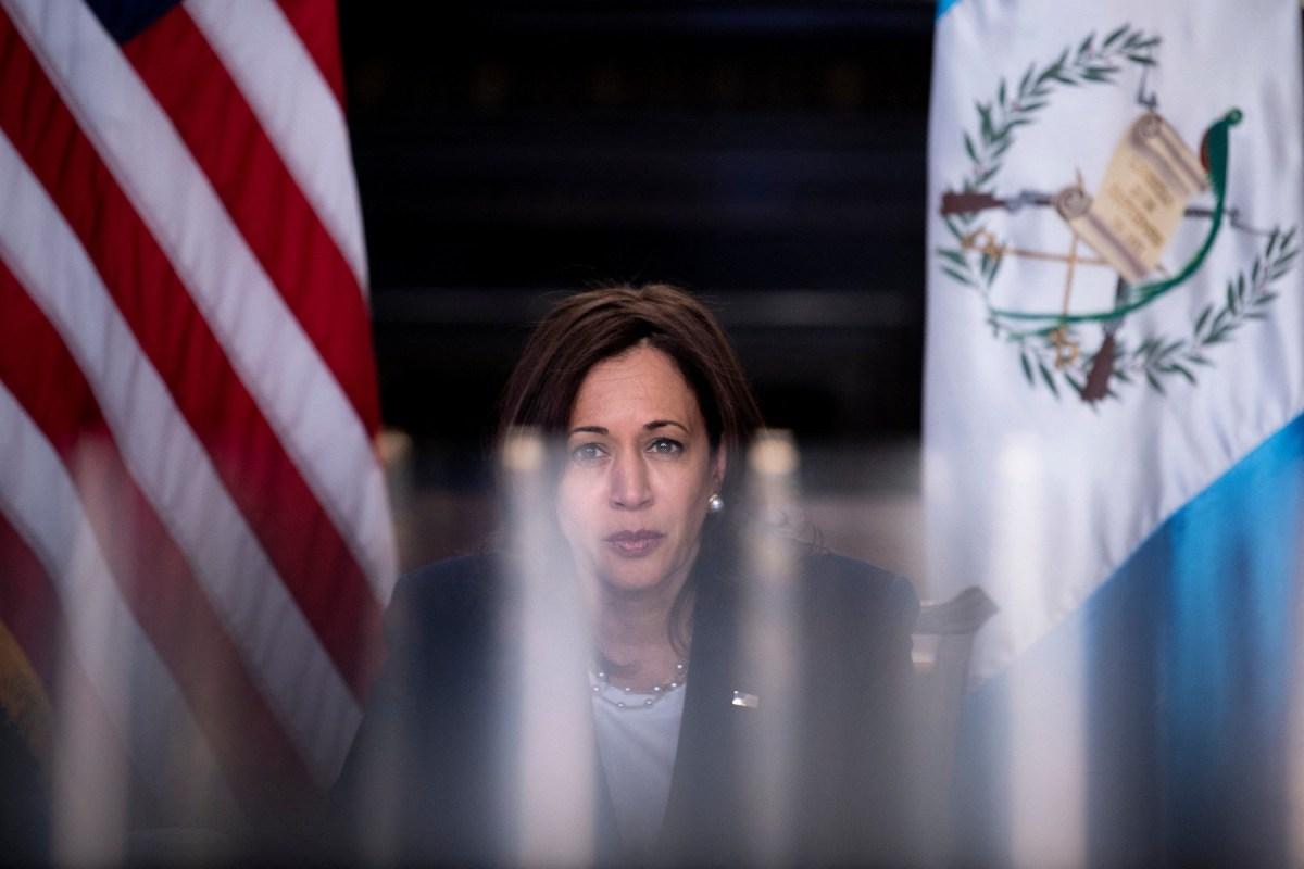 """Kamala Harris advierte a inmigrantes indocumentados: """"No vengan. No vengan… los vamos a regresar"""""""