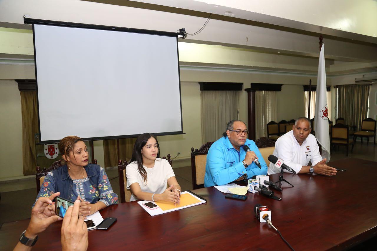 Alcaldía Santiago advierte APEDI reanudar construcción verja Parque ...