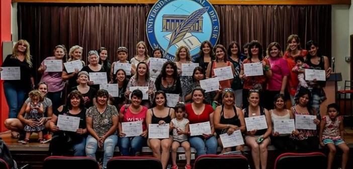 «Escuela Popular de Género» culminó su primer año de actividad en la UNS