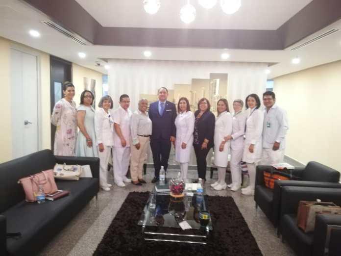 Enfermeras de Panamá