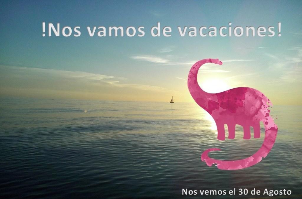 !Nos vamos de vacaciones!