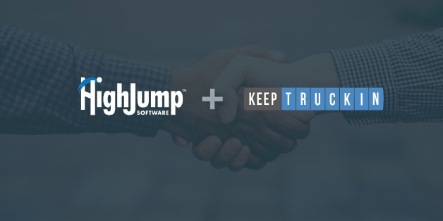 KeepTruckin Integrate with HighJump Prophesy Dispatch TMS