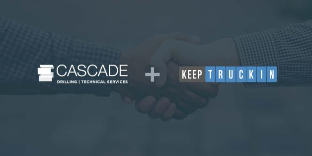 Cascade Drilling Chooses KeepTruckin to Achieve ELD Mandate Compliance