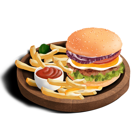 fast food png