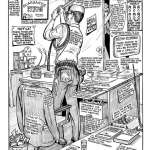 business cartoons, meeting planning, meetings