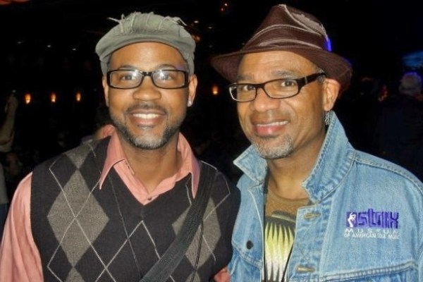 "Gospel Jazz Saxophonists Eldon ""T"" Jones and Kirk Whalum"