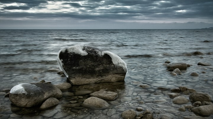 Stepping Stones - Rocks - Photo