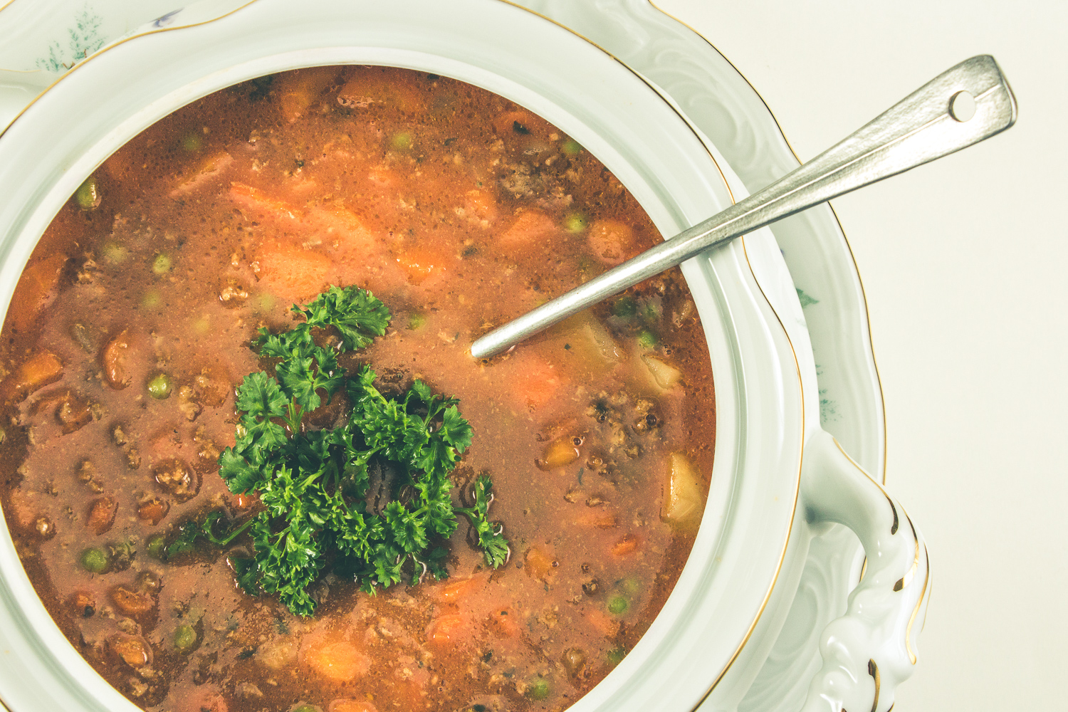 A Bowl of Soup for Your Day